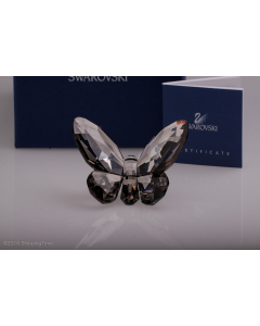 SWAROVSKI Figurine Brilliant Butterfly Satin 952727