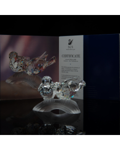 SWAROVSKI SCS Annual Edition 1989 Turteltauben Turtledoves 117895